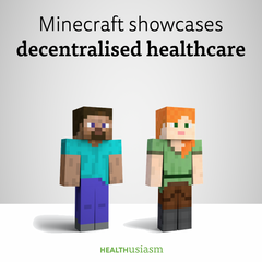 Decentralised healthcare