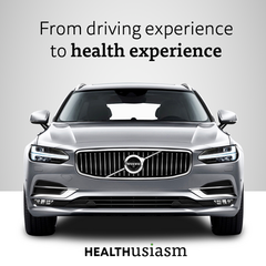 From driving experience to health experience