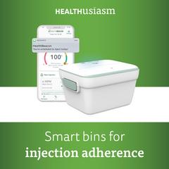 Using bins for adherence