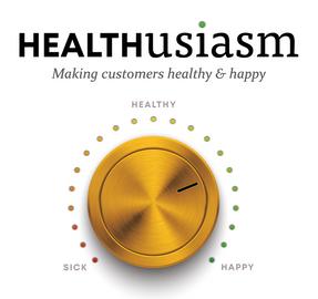 Healthusiasm white