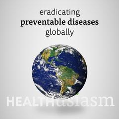 Eradicating preventable diseases