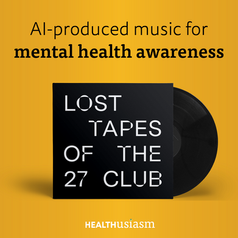 Mental health awareness music