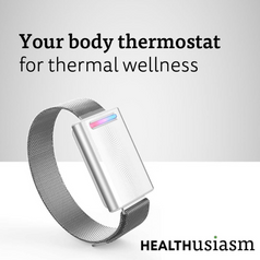 Temperature on your wrist for sleep