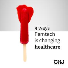 Femtech will radically change healthcare