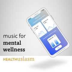Music to reach mental goals