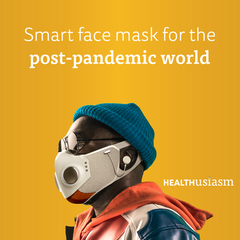 Face mask for the post-pandemic world