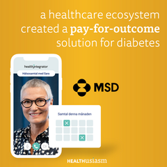 Pay-for-outcomes solution