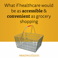 Healthcare as grocery shopping (2018)