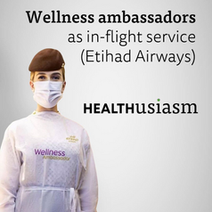 Ambassadors for comfort, relief and information