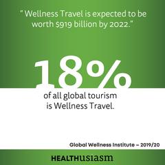 wellness trips are popular
