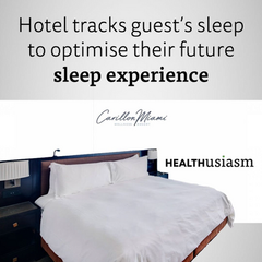 Optimising the guest sleeping experience