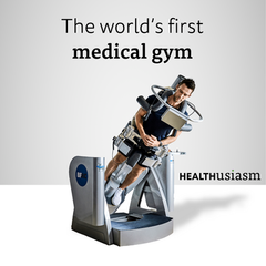 The world's first medical gym