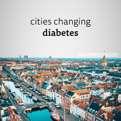 Cities can change Diabetes