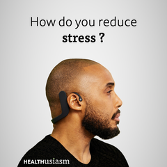 Tackling the next health variable: stress