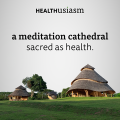 A meditation cathedral