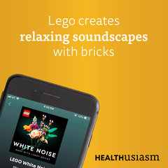 Music made by Lego with Lego bricks