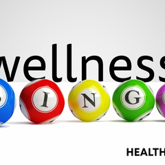 Don't play the Wellness Bingo game.