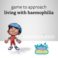 Lifestyle game for patients