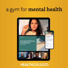 The world's first gym for mental health