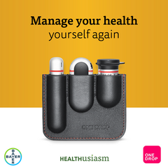 Manage your health yourself again