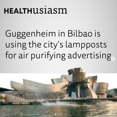 Air purifying ads