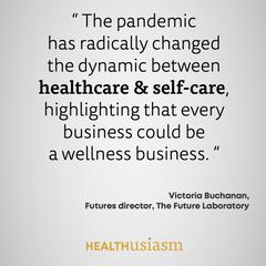 Every business = wellness business