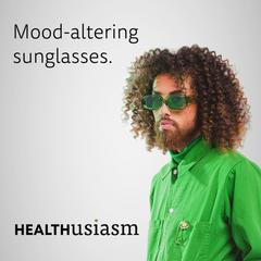 Ambient mood boosting fashion
