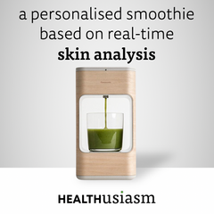 Skin-based personalised smoothie