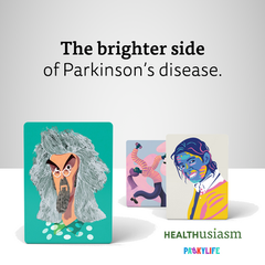 The brighter side of parkinson's