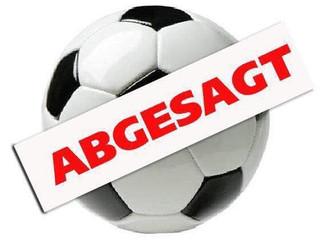 Spiele gegen Blaufelden abgesagt