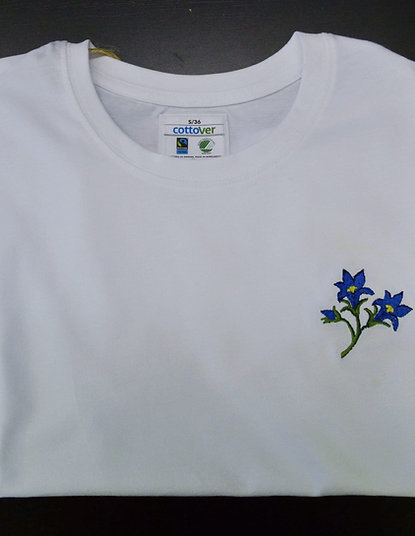 Gentiana Tshirt ♀️