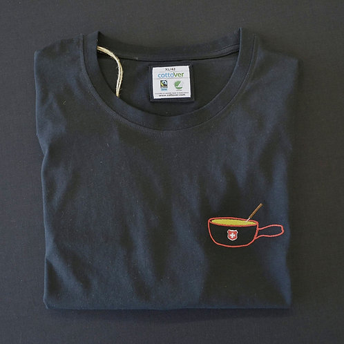Fondue Tshirt ♀️