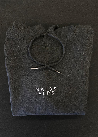 Swiss Alps Sweatshirt - UNISEX