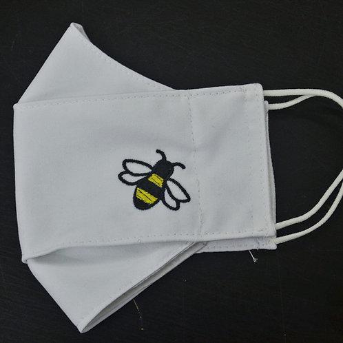 Un'ape non fa primavera Face Mask