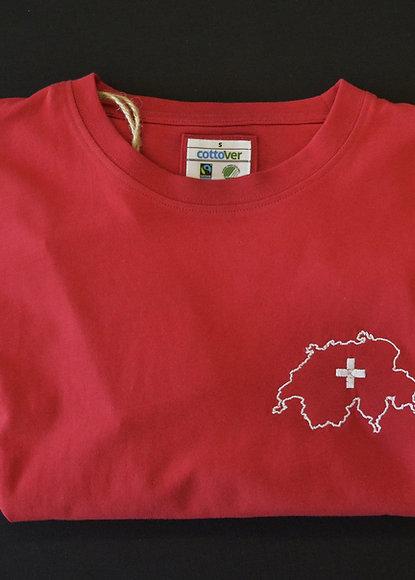 Schweiz Tshirt ♀️