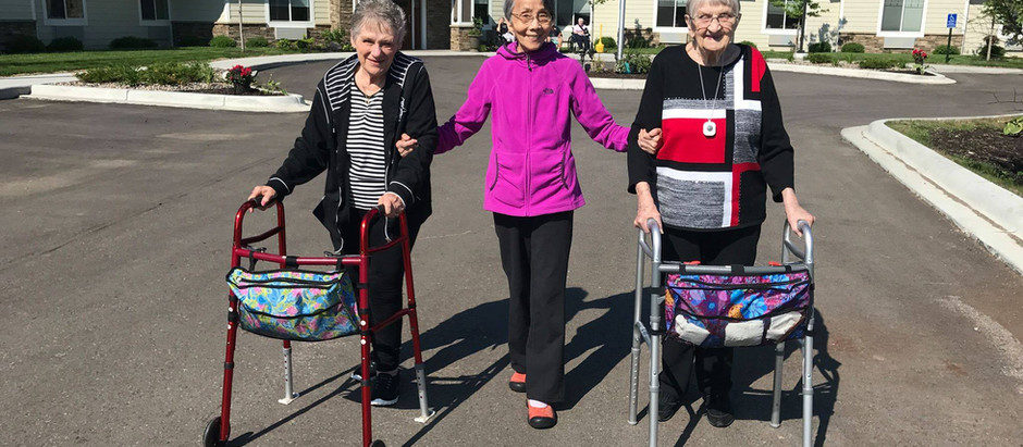 Physical Activity Is Essential in Older Adults