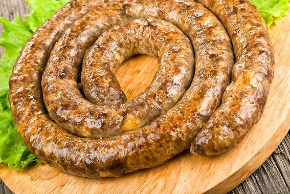 Домашняя колбаса рецепт №1
