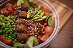 Vegan 🌱 salad bowl