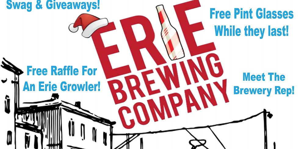 Erie Brewing Company Tap Takeover