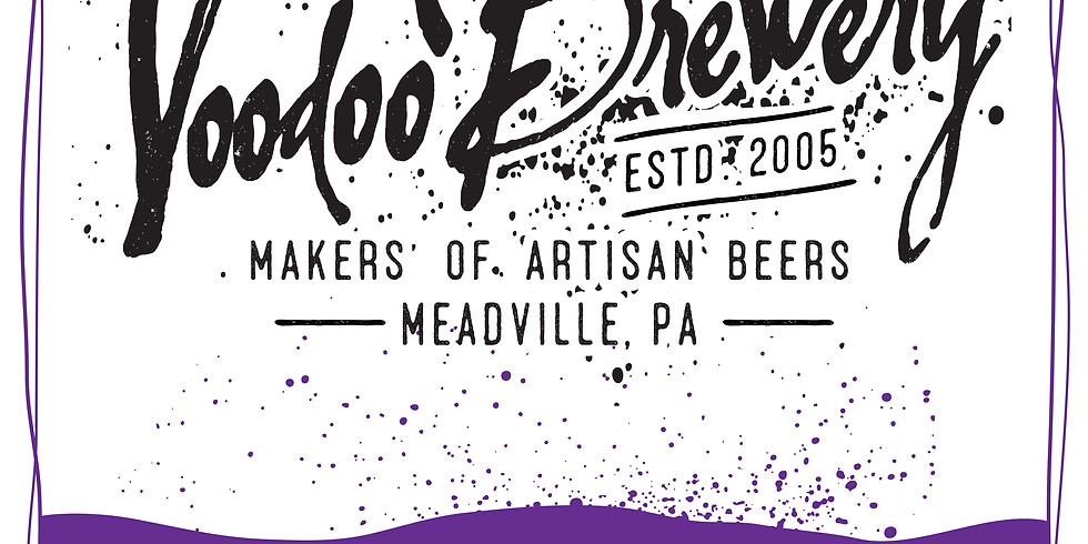 Voodoo Brewery Tap Takeover