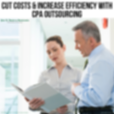 Cut Costs & Increase Efficiency with CPA Outsourcing