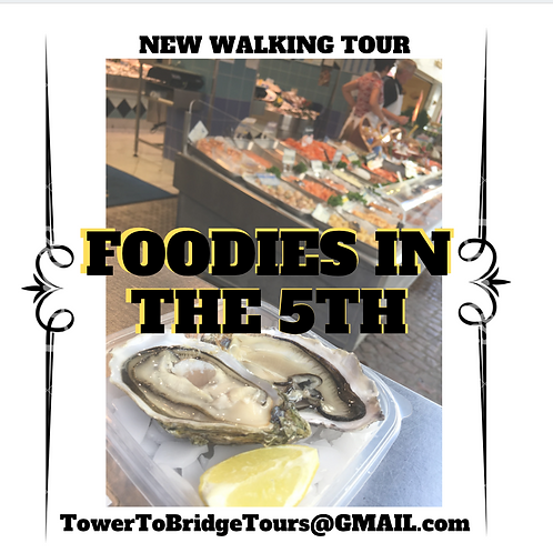 Foodies in the 5th
