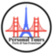 Personal Tours Paris & San Francisco Logo