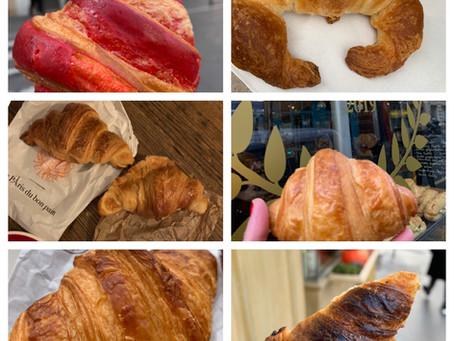 2020 Top 10 Croissants of Paris