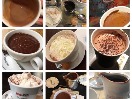 2018 Hot Chocolate Wars & Paris Potions