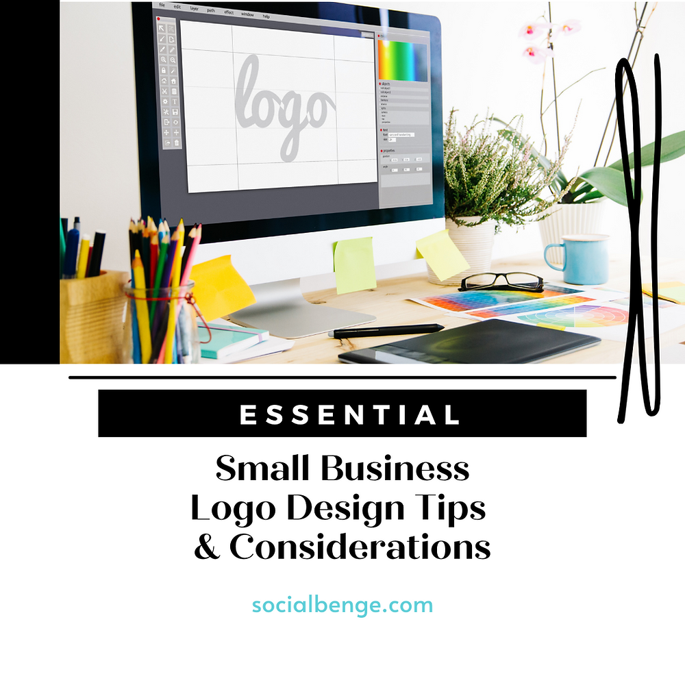 Essential Small Business Logo Design Tips & Considerations