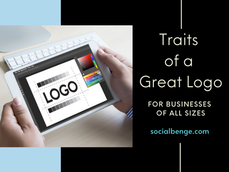 Traits of a Great Logo for Businesses of All Sizes