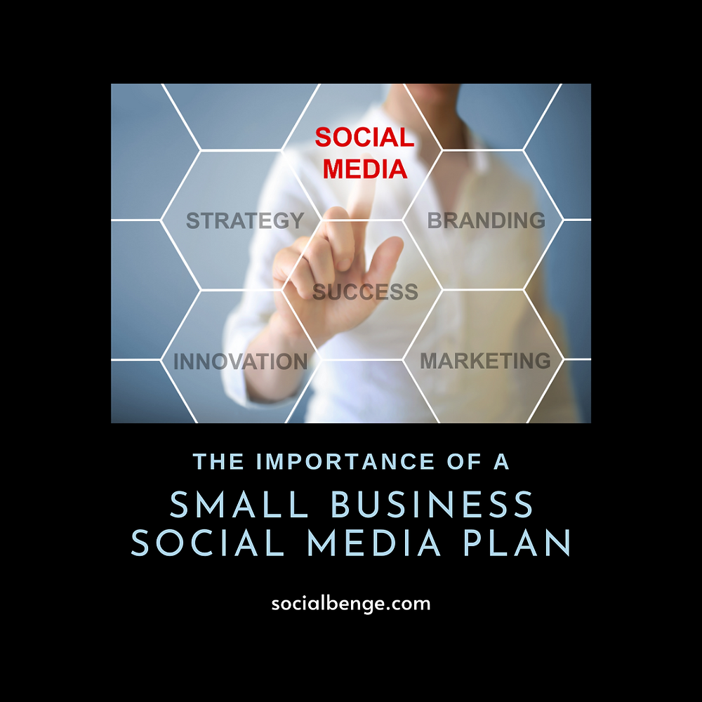The Importance of a Small Business Social Media Plan