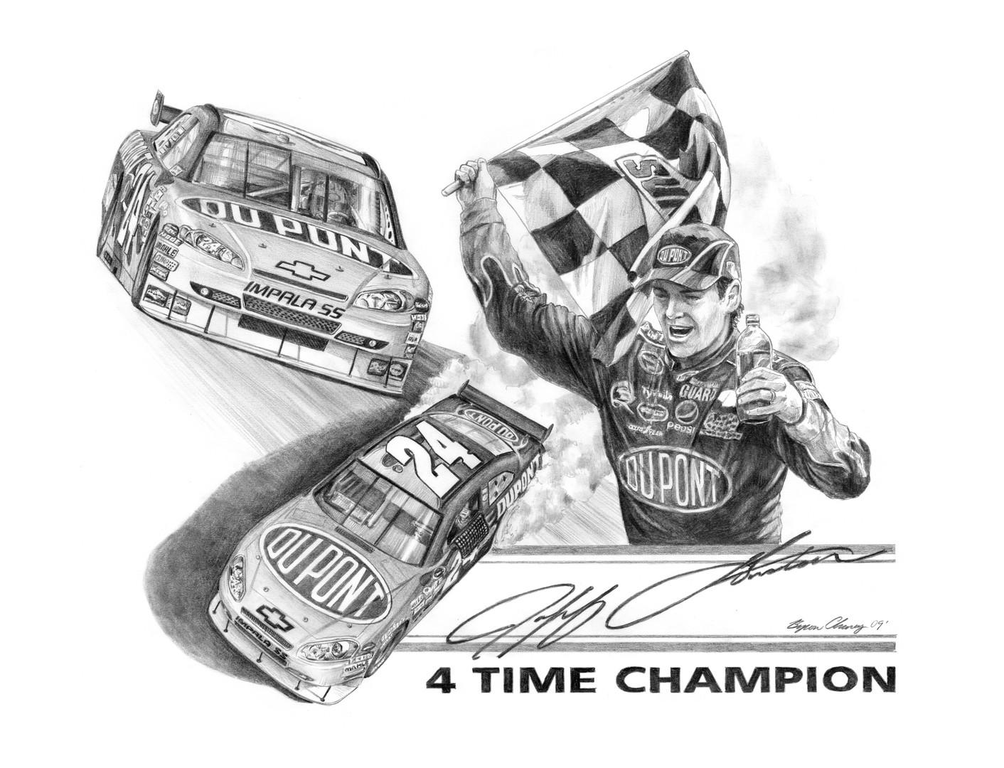 Jeff Gordon Pencil 09'.jpg