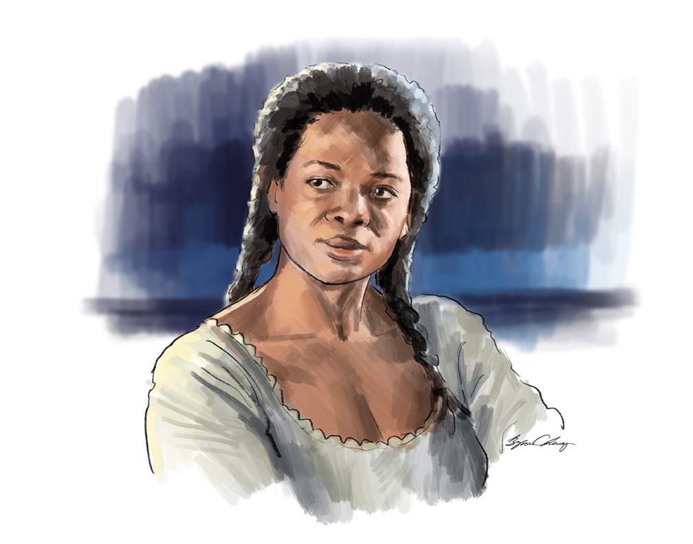 Oprah Winfrey portrait